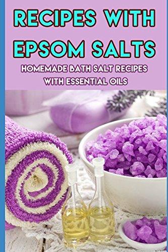 Epsom Salt Body Scrub Recipe
