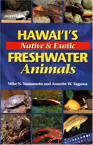 Download Hawaii's Native and Exotic Freshwater Animals ebook