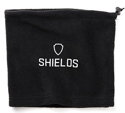 SHIELDS(シールズ) マフラー Sports Wear ネックウォーマー MN-01-01 ブラック Freeサイズ