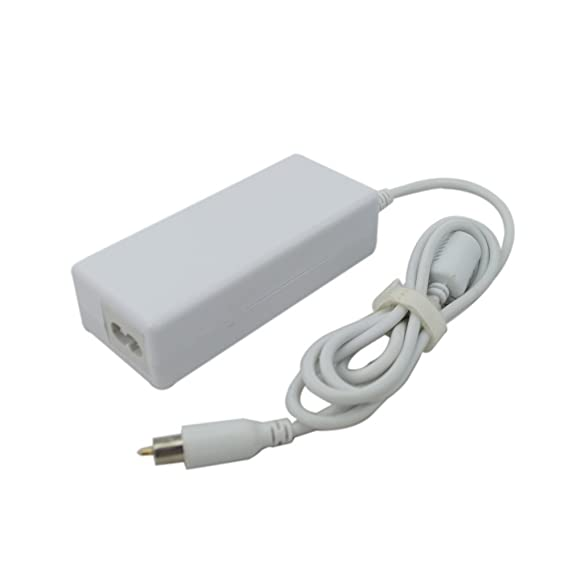 SLE-TECH 65W Replacement Ac Laptop Adapter Charger for Apple Powerbook G4,iBook,iBook G4,white