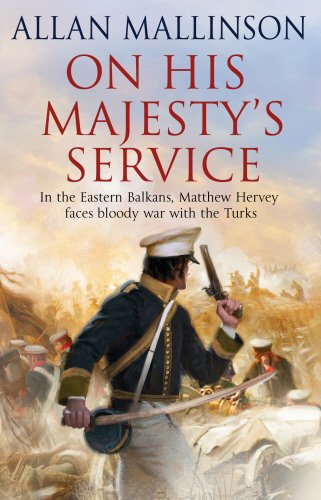 On His Majesty's Service (Matthew Hervey)