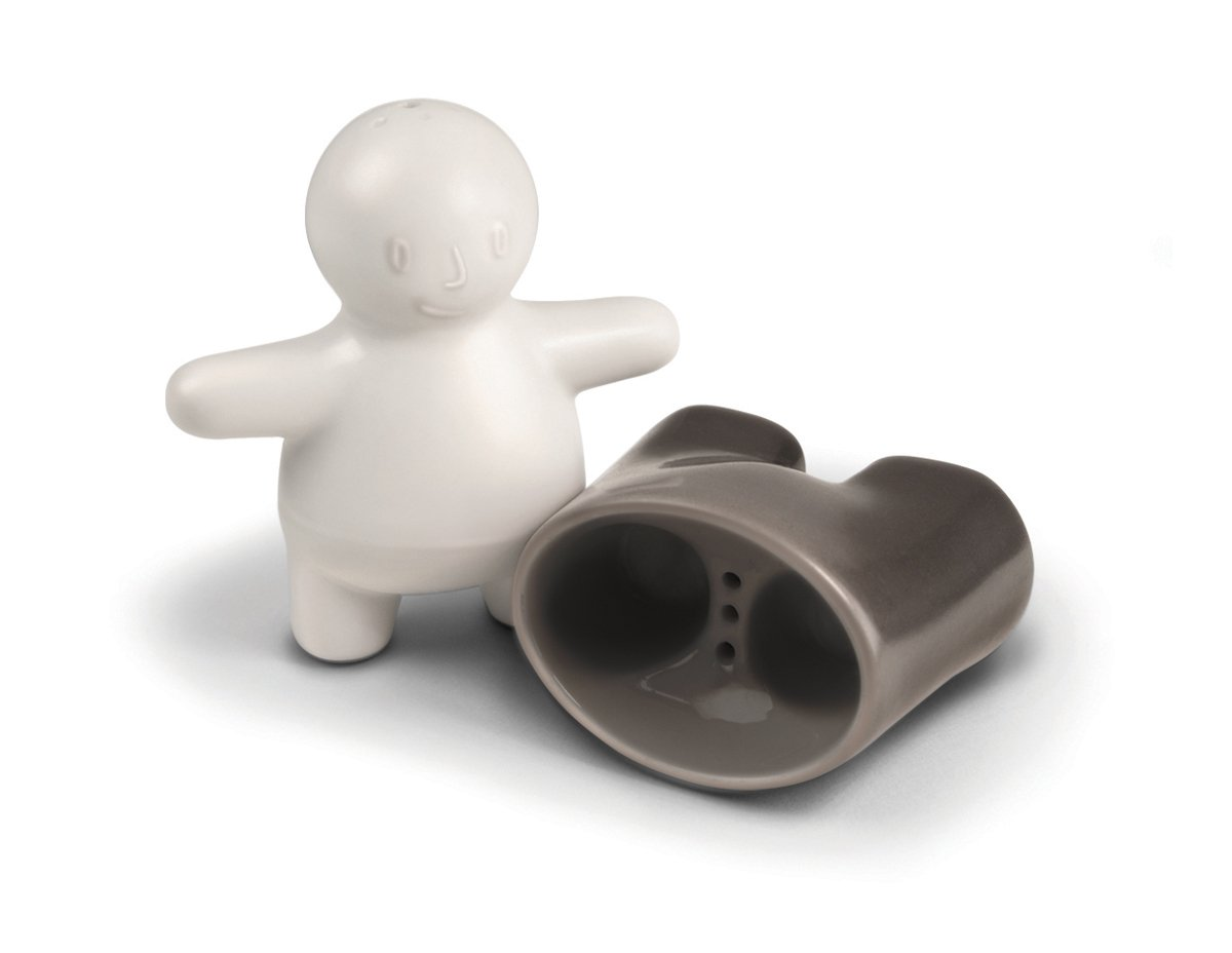 Fred SALT & PANTS Salt and Pepper Set by Fred & Friends