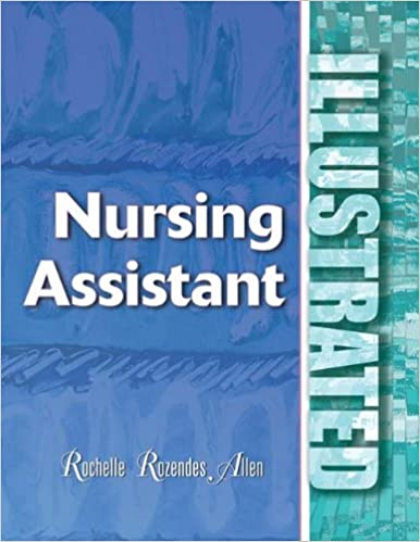 Book Nursing Assistant Illustrated