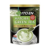 Ito En Matcha Green Tea, Sweet Powder, 17.5 Ounce (Pack of 1), Sweetened Green Tea Powder, Antioxidant Rich, Good Source of Vitamin C, Japanese Matcha Powder Mix