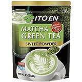 Ito En Matcha Green Tea Sweet Powder 17.5 Ounce (Pack of 1) Sweetened Green Tea Powder Antioxidant Rich Good Source of Vitamin C Japanese Matcha Powder Mix