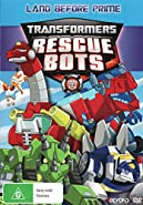 Transformers Rescue Bots Land Before Prime DVD