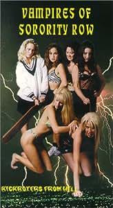 Vampires of Sorority Row [VHS]