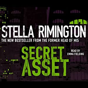 Secret Asset Audiobook