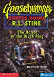 Horrors of the Black Ring, R. L. Stine, 0590685228