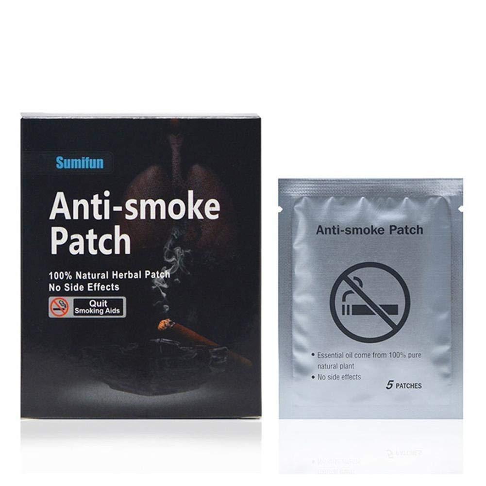 Gracefulvara 35pcs Patches for Stop Smoking Anti Smoke