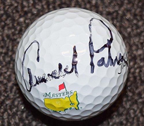 Coa Masters (Arnold Palmer Golf signed autographed Masters Golf Ball COA)