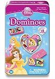Disney Princess Dominoes Game Tin