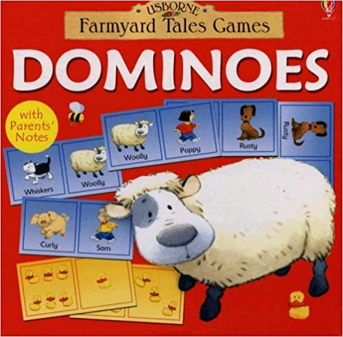 Download Dominoes: Ages 2-6 Years (Usborne Farmyard Tales Games) PDF, azw (Kindle)
