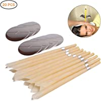 10Pcs Fragrance Ear Wax Cleaner Removal Indian Coning Fragrance Ear Candles Healthy Care