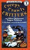 Creepy Crawly Critters, Nola Buck, 0064442225