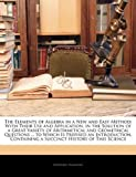 The Elements of Algebra in a New and Easy Method, Nathaniel Hammond, 1141865017