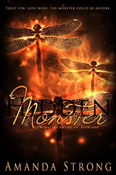 Hidden Monster (The Monsters Among Us Book 1) by [Strong, Amanda]
