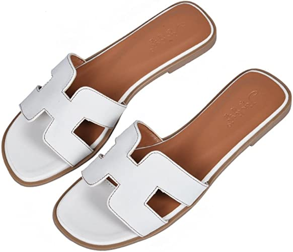 IANGL Flip Flop Slippers Ladies' Summer