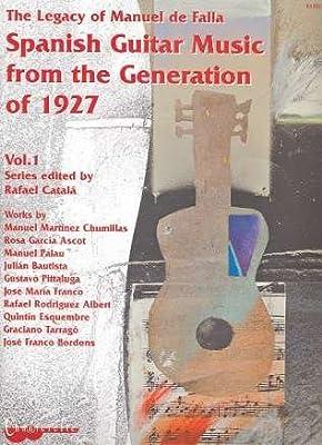 Musica Española - Compositores Españoles de la Generacion de 1927 ...
