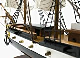 GSM USS Constitution Ship Model ~ Old Ironsides