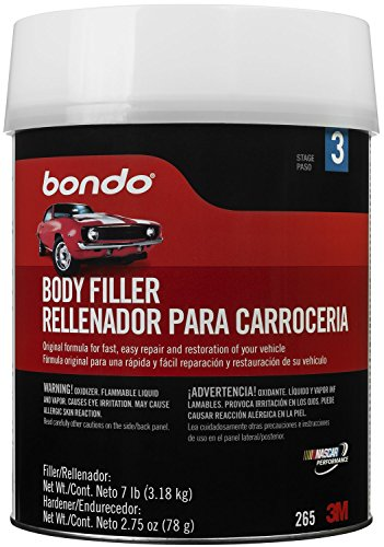 Bondo 265 Lightweight Filler Can - 1 Gallon