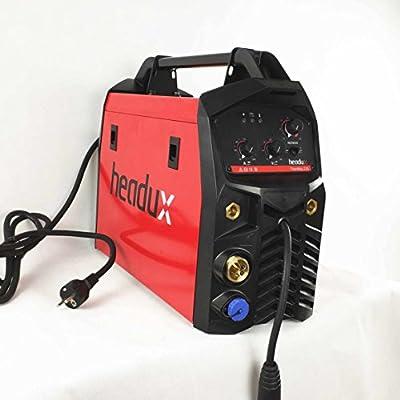 MIG Welding Machine 225A 3in1 Multifunction Welding Equipment MMA/Stick MIG/MAG Spool Gun 15AK Torch IGBT Inverter Welder