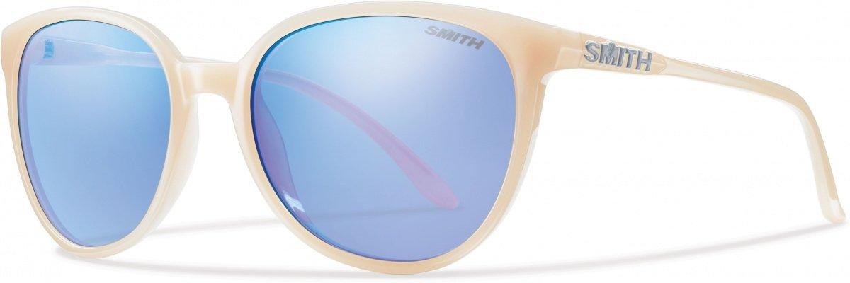 33d517ac28c Smith Women s Sunglasses - Cheetah - Nude Blue Sol-X Mirror  Amazon.co.uk   Sports   Outdoors