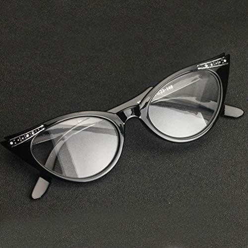 5023 Eyeglasses - Fy-5023 Leopard Reading Glasses Presbyopia Eyeglasses Female Presbyopic black