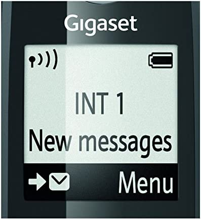 Gigaset AS405H Cordless Additional Handset For Use With AS405A Telephone