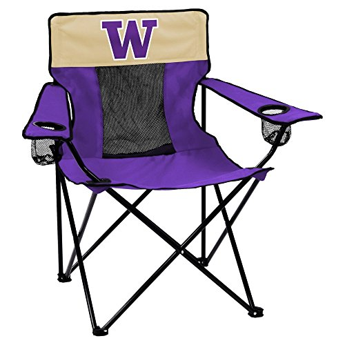NCAA Washington Huskies Elite Chair, Adu - Washington Huskies Tailgate Shopping Results