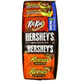 Hershey's Full-Size Variety Pack Assortment (30-Bar Pack)