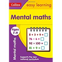 Mental Maths Ages 7-9: New Edition (Collins Easy Learning KS2)