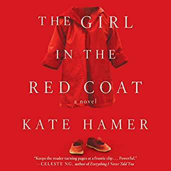 Amazon.com: Girl in the Red Coat (Audible Audio Edition): Kate ...