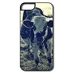 IPhone 5/5S Covers, Cow White/black Cases For IPhone 5S
