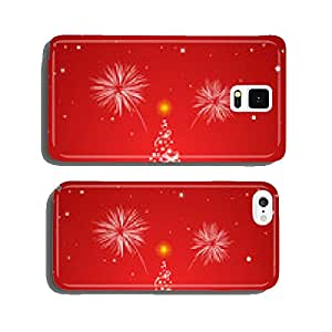 Christmas tree New Year cell phone cover case iPhone5