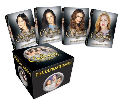 Charmed - Complete Seasons 1 - 8 Box Set Reino Unido DVD: Amazon.es: Charmed: Cine y Series TV