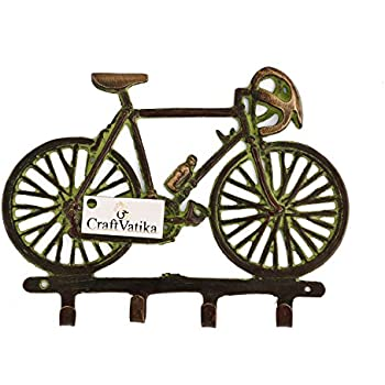Amazon.com: CraftVatika Brass Antique Key Holder Hook