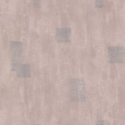 Brewster 347-BS8172 Walker Leathered Square Medallion Wallpaper, ()