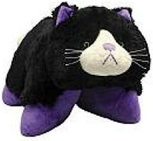 Pillow Pets Pee-Wees 11 Inch Folding Stuffed Animal - Curious Cat