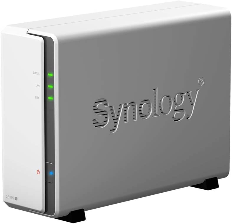 Synology DiskStation DS119j Bundle inkl WD Red 1 x 2TB WD Red
