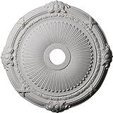 Ekena Millwork CM27HE 27 1/2-Inch OD x 3 7/8-Inch ID x 2 1/4-Inch P Heaton Ceiling Medallion