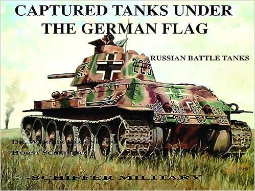 Captured Tanks Under the German Flag - Russian Battle Tanks