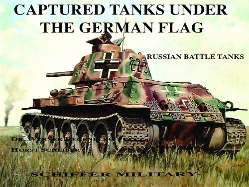 Captured Tanks Under the German Flag - Russian Battle Tanks: