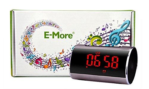 E-More® A46 Super Bass Stereo Mini Speaker Wireless Portabl