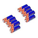 10 X Fresh Alkaline Batteries 23A A23 MN21 12 Volt For Garage Door Opener,Remote Control,Doorbell