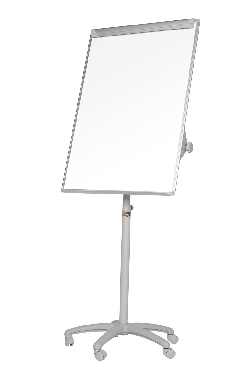 Bi-Office Classique EA4806176 Conference Presentation Easel Magnetic 700 x 1000 mm Grey by Bi-Office