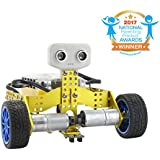 Tenergy ODEV Tomo STEM Robot 2-in-1 DIY Robot Kit Transformable and Programmable APP Controlled Robot Building Kit for Kids Age 8+