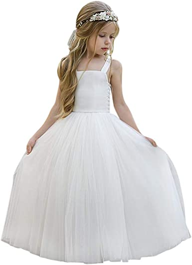 DAY8 Robe Princesse Fille 1-5 Ans Pas Cher