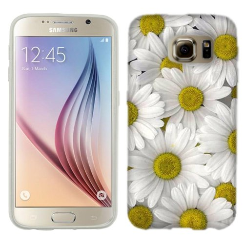 Samsung Galaxy S7 Case, Daisy Bouquet Cover for Samsung Galaxy S7 (Daisy Usa Bouquet)