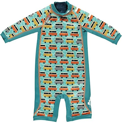 Pop-In Snug Suit, Campervan Green, X-Large Close Parent Ltd 50133677
